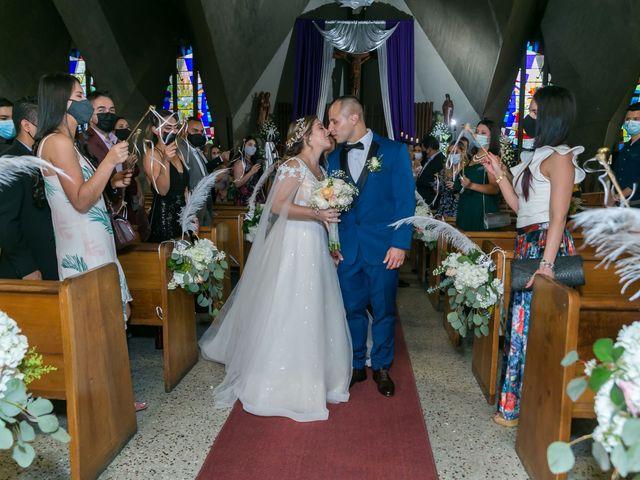 El matrimonio de Anny y Gustavo