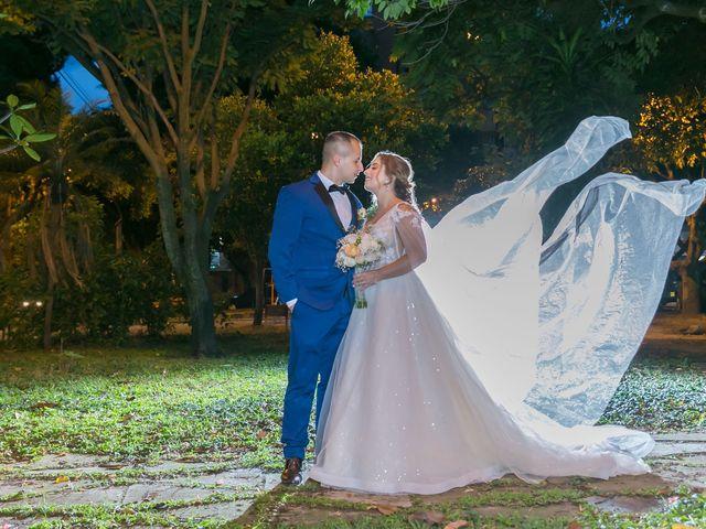 El matrimonio de Gustavo y Anny en Medellín, Antioquia 1