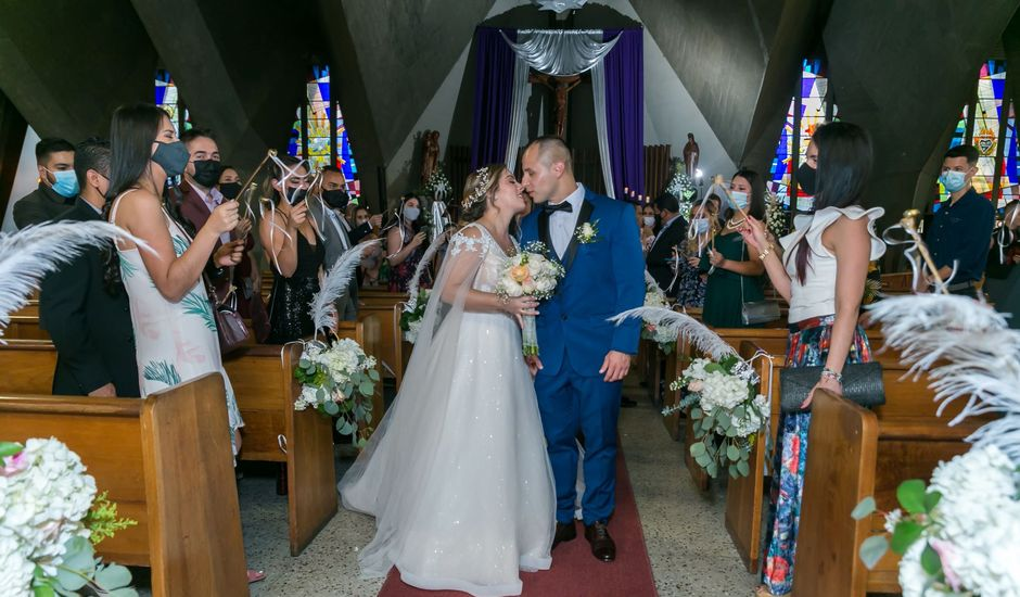 El matrimonio de Gustavo y Anny en Medellín, Antioquia