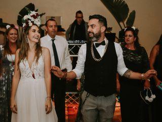 El matrimonio de Caro y Ricky 1