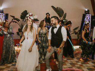 El matrimonio de Caro y Ricky 2