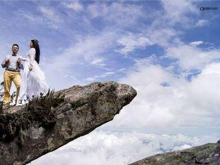 El matrimonio de Jhoana  y David  1