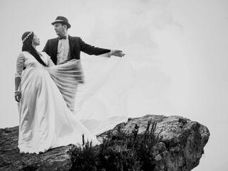El matrimonio de Jhoana  y David  2