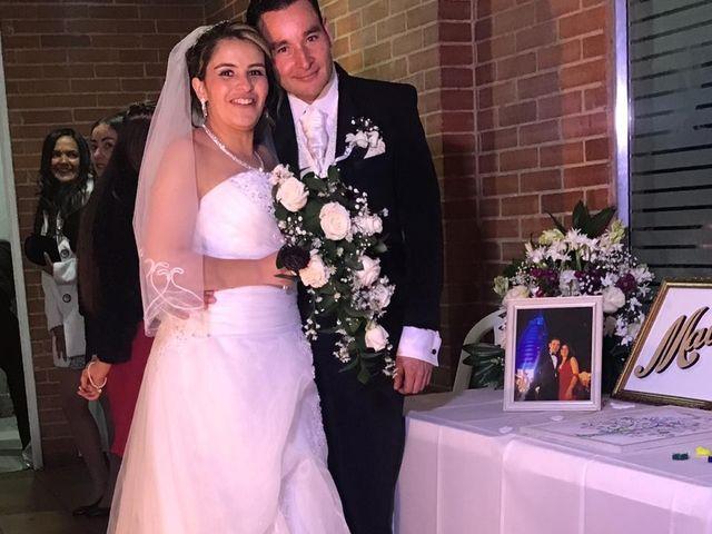 El matrimonio de Geo y Mavick en Bogotá, Bogotá DC 11