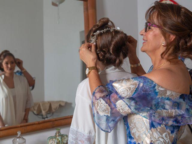 El matrimonio de Santiago y Jesica en Santa Marta, Magdalena 2