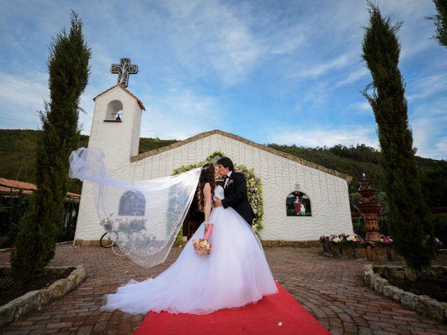 El matrimonio de Carlos y Andrea en Subachoque, Cundinamarca 1