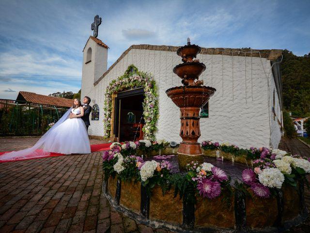 El matrimonio de Carlos y Andrea en Subachoque, Cundinamarca 3