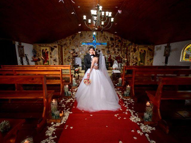 El matrimonio de Carlos y Andrea en Subachoque, Cundinamarca 5