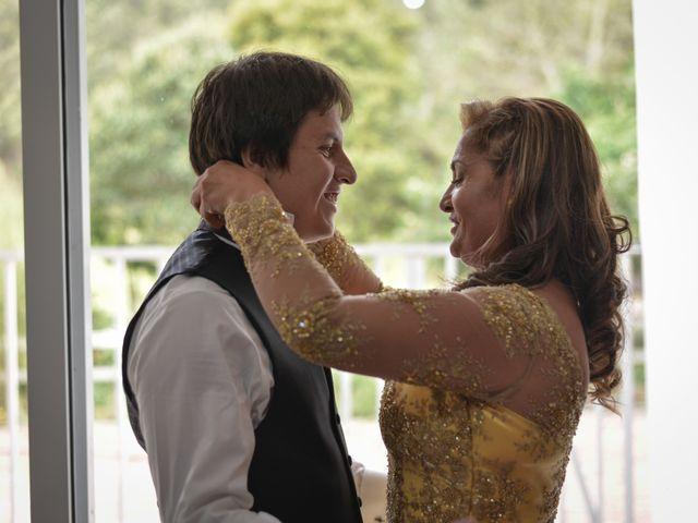 El matrimonio de Carlos y Andrea en Subachoque, Cundinamarca 7