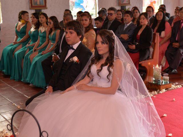El matrimonio de Carlos y Andrea en Subachoque, Cundinamarca 13