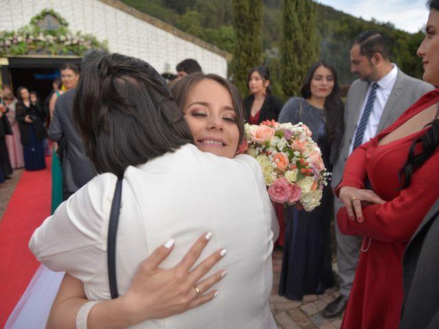 El matrimonio de Carlos y Andrea en Subachoque, Cundinamarca 17