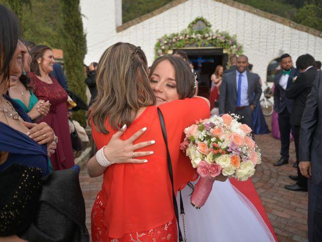 El matrimonio de Carlos y Andrea en Subachoque, Cundinamarca 18