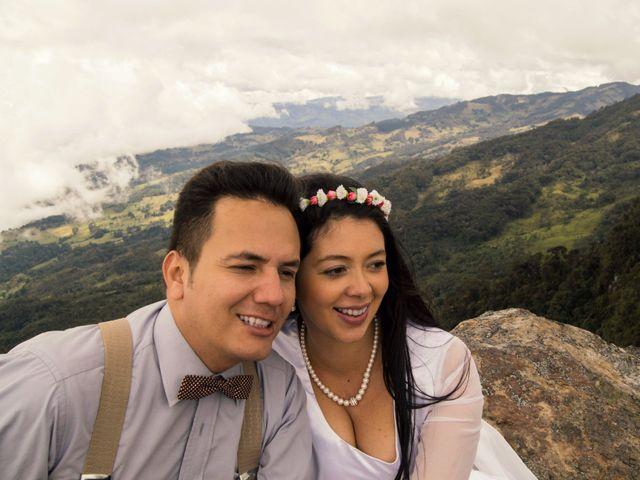 El matrimonio de David  y Jhoana  en Chiquinquirá, Boyacá 4