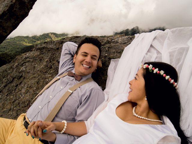 El matrimonio de David  y Jhoana  en Chiquinquirá, Boyacá 5