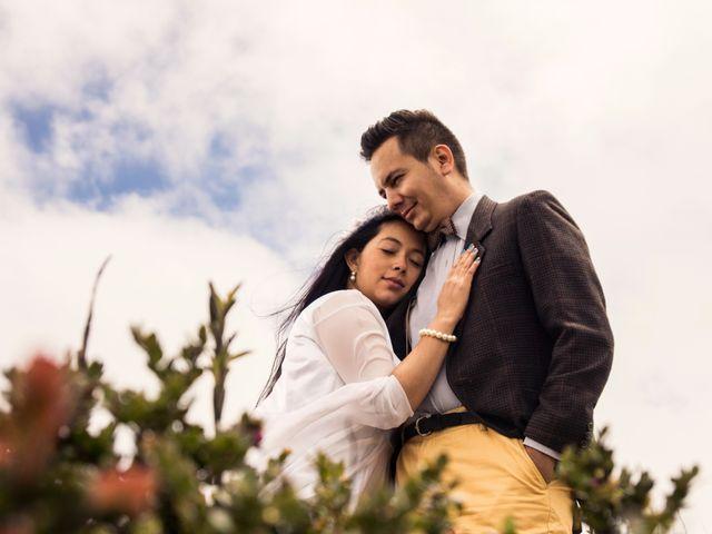 El matrimonio de David  y Jhoana  en Chiquinquirá, Boyacá 6