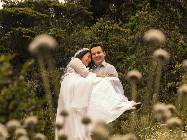El matrimonio de David  y Jhoana  en Chiquinquirá, Boyacá 7