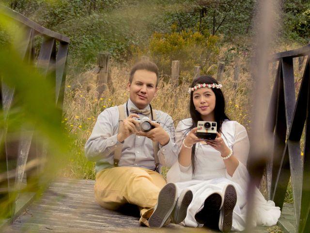 El matrimonio de David  y Jhoana  en Chiquinquirá, Boyacá 8