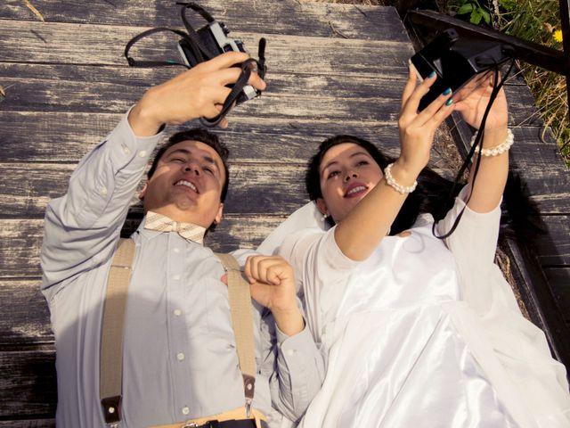 El matrimonio de David  y Jhoana  en Chiquinquirá, Boyacá 1