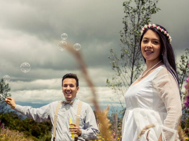 El matrimonio de David  y Jhoana  en Chiquinquirá, Boyacá 11