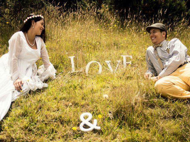 El matrimonio de David  y Jhoana  en Chiquinquirá, Boyacá 12