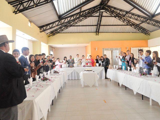 El matrimonio de David  y Jhoana  en Chiquinquirá, Boyacá 22
