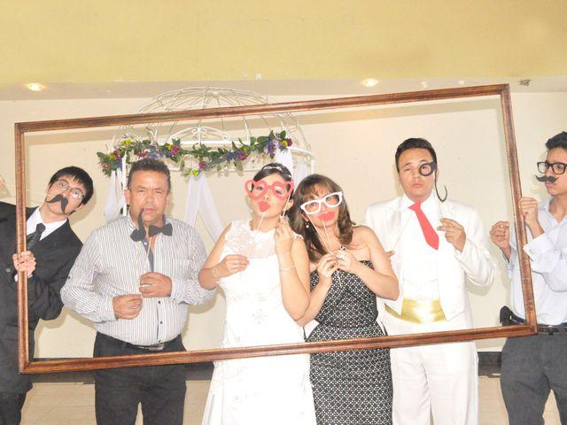 El matrimonio de David  y Jhoana  en Chiquinquirá, Boyacá 24