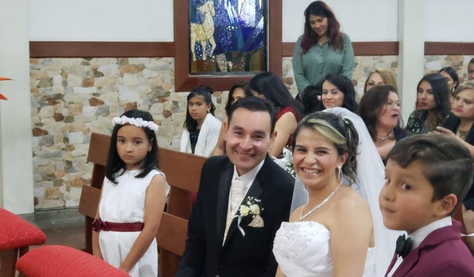 El matrimonio de Geo y Mavick en Bogotá, Bogotá DC