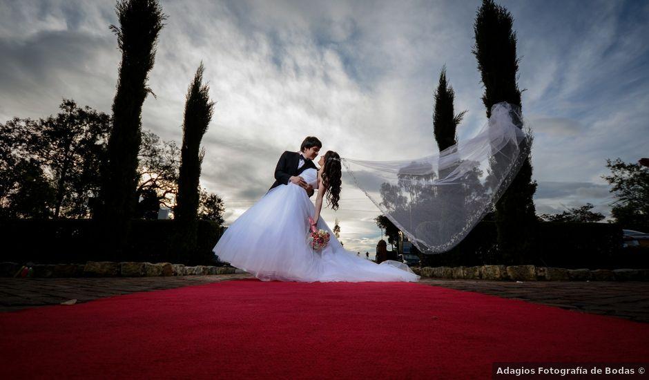 El matrimonio de Carlos y Andrea en Subachoque, Cundinamarca