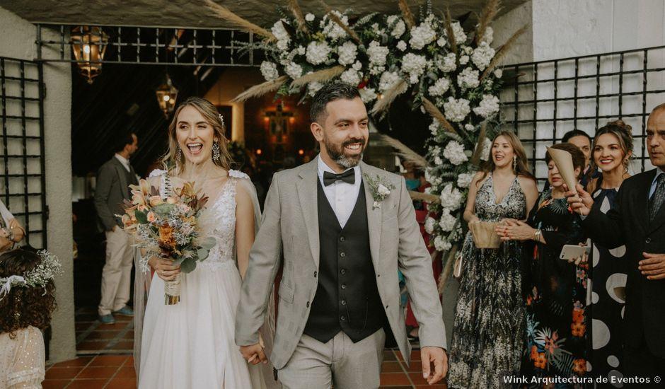 El matrimonio de Ricky y Caro en Rionegro, Antioquia