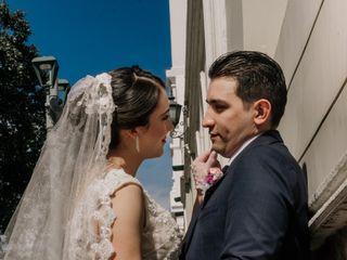 El matrimonio de Adriana y Ivan 1