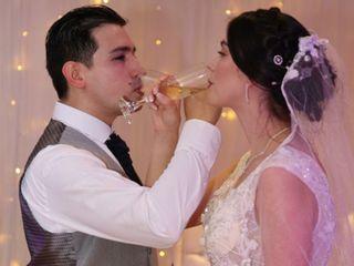 El matrimonio de Adriana y Ivan