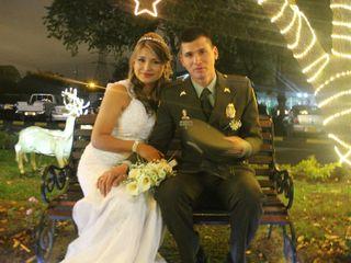 El matrimonio de Diliana y Jose