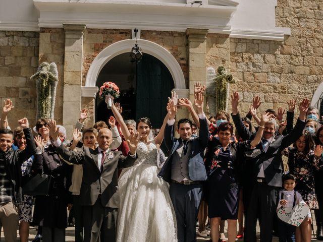 El matrimonio de Ivan y Adriana en Bogotá, Bogotá DC 3