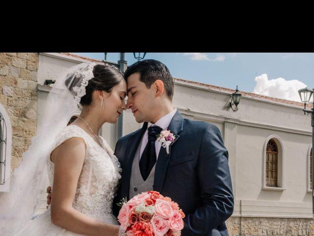 El matrimonio de Ivan y Adriana en Bogotá, Bogotá DC 7