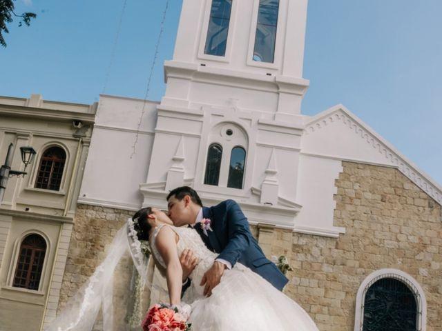El matrimonio de Ivan y Adriana en Bogotá, Bogotá DC 12