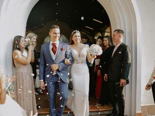 El matrimonio de Sonia y Jorge