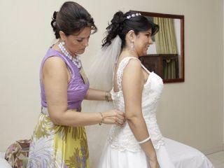 El matrimonio de Adriana y Ruben 3