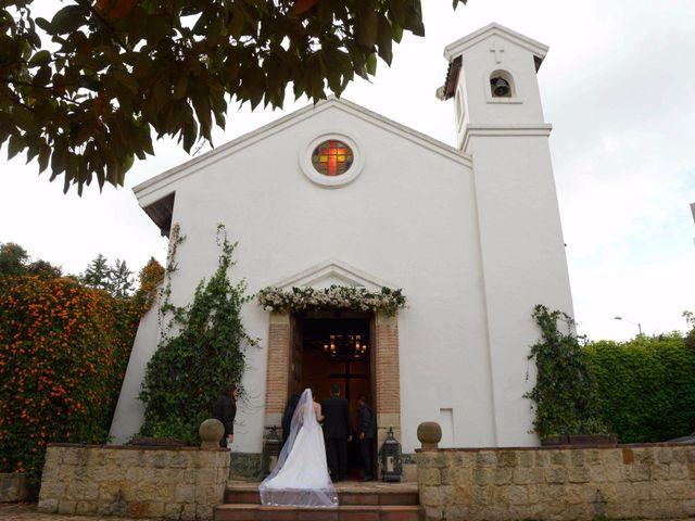 El matrimonio de César y Andrea en Bogotá, Bogotá DC 14