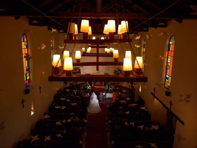 El matrimonio de César y Andrea en Bogotá, Bogotá DC 1