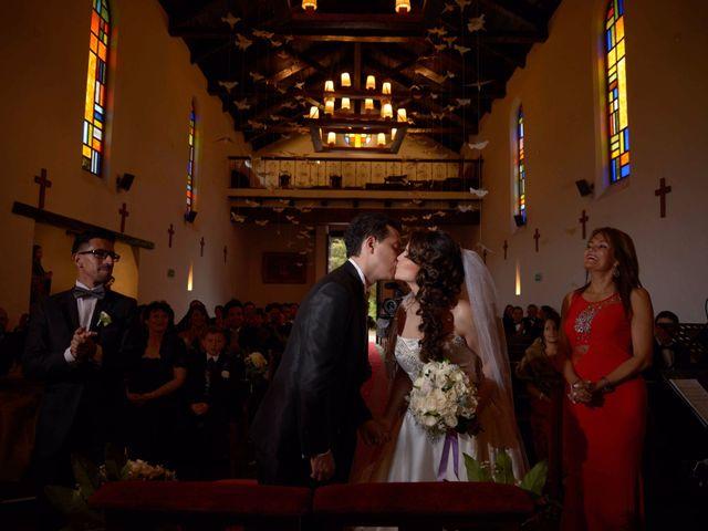 El matrimonio de César y Andrea en Bogotá, Bogotá DC 15