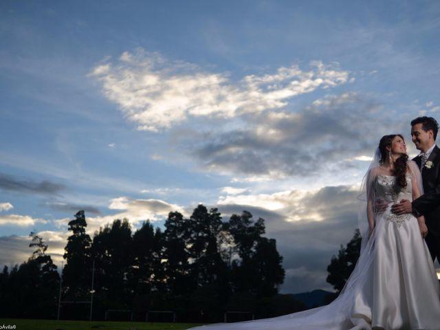 El matrimonio de César y Andrea en Bogotá, Bogotá DC 19