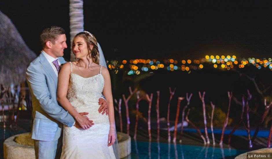 El matrimonio de John y Natalia en Santa Marta, Magdalena