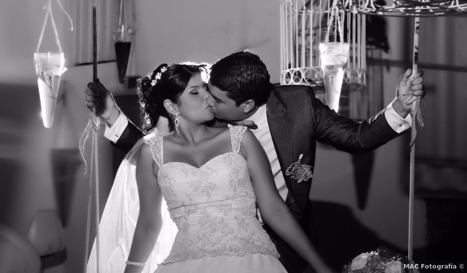 El matrimonio de Ruben y Adriana en Espinal, Tolima