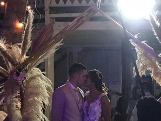 El matrimonio de Rosilene  y Smith  2