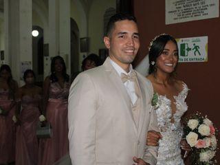 El matrimonio de Rosilene  y Smith