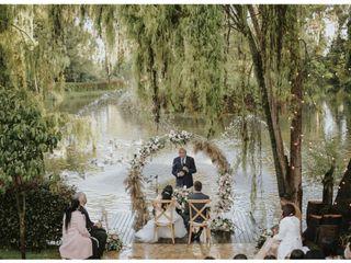 El matrimonio de Yessi y Sergi