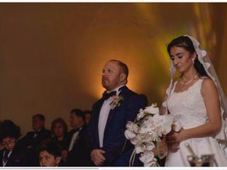 El matrimonio de Jessica y Jesús