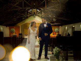 El matrimonio de Cata y Raúl