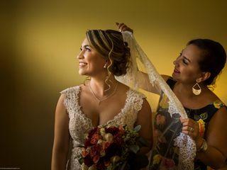 El matrimonio de Cata y Raúl  2