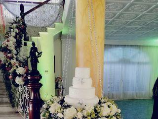 El matrimonio de Cristian Arbelaez y María Fernanda García 1